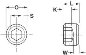 Industrial Sockets Socket Head Cap Screws American Fastener