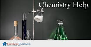 chemistry help class schoolhouse teachers banner