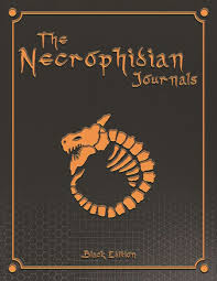 The Necrophidian Journals Black Edition Graph Paper Book Square Hex And Isometric Grid Monkeyblood Design Drivethrurpg Com