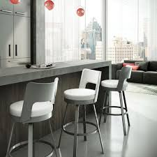 amazing modern white counter stools design ideas white leather counter height bar stool covers round red