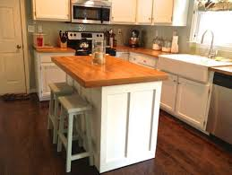 Small Kitchen Counter Island With Stools Pinterest Inside Architecture 15