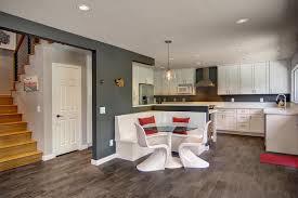kitchen corner booth design