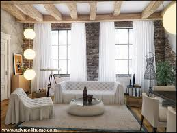 White Sofa Living Room Wall And White Sofa With Wooden Ceiling Desing In Living Room
