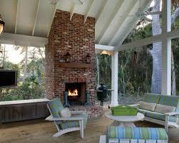 imposing design brick outdoor fireplace exciting outdoor brick fireplace ideas pictures remodel and decor