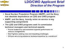 cwo navy ldo cwo applicant brief ppt download