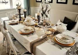 dining room table set. Dining Room Table Setting Ideas Home Furniture Design. View Larger Set N