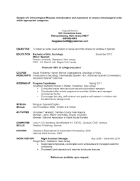 Beautiful Sociology Resume Examples Images Simple Resume Office