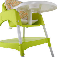 baby high chair table combo