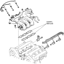 Camshaft sprockets remove and install together with chevy 2 4 engine serpentine belt diagram moreover remove