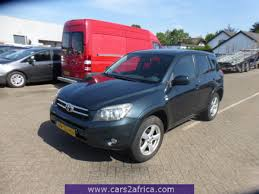TOYOTA RAV4 2.2 D-CAT #64774 - used, available from stock