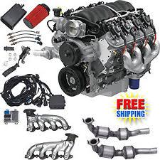 ls3 engine chevrolet performance 19257234 e rod ls3 6 2l 376ci engine 430 hp at 5900 rpm