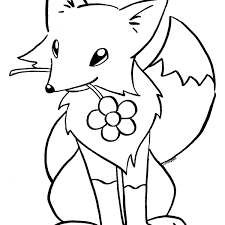 Small Picture baby fox coloring page stunning design ideas 19 baby fox coloring