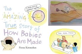 How Babies Are Made Controversial Childrens Sex Ed Picture Book Hits Kmart Shelves
