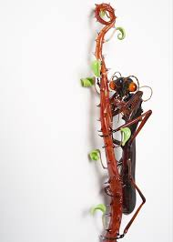 Wesley Fleming , glass sculptor - about