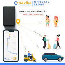 Định vị không dây, định vị gps mini theo dõi từ xa qua điện thoại, định vị  dùng pin P60 -Navika GPS | NavikaGPS | Định Vị GPS & Thiết Bị Giám