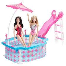 Barbie Glam Pool Tar