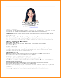 Resume Fresh Graduate Resume For Your Job Application