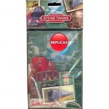 steam trains memorabilia pack