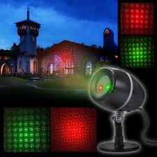 Laser Star Light Red Green
