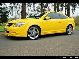 2007 Chevrolet Cobalt SS Supercharged Ecotec Leather Roof for sale ...