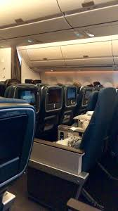 Cathay Pacific Airways Seat Reviews Skytrax