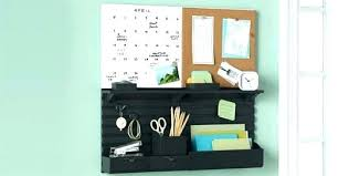 wall mounted office organizer. Wall Mount Office Organizer Mounted System Hanging Wood .