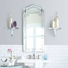 Appealing Art Deco Bathroom Mirrors 28 Modern Home With Art