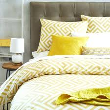 yellow duvet cover sets grey and yellow duvet cover sets