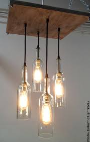 lovely unique lighting fixtures 5. 5 cool ways to recycle empty wine bottles lovely unique lighting fixtures