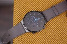 Erste Bewertung der Huawei Watch GT 2 ...