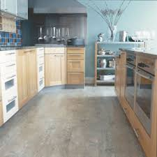 Elegant Kitchen Flooring Ideas With Dark Cabinets Vinyl Kitchen Flooring