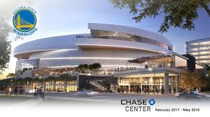 Chase Center Seating Chart 3d Chase Center Golden State Warriors 4k Construction Time Lapse