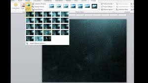 Create Gorgeous Textured Slide Backgrounds Speaking Powerpoint Tip