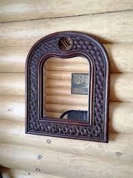 Обзор на <b>Зеркало Andrea</b> 80 х 66 вертикальное, <b>Pecan</b> Washed