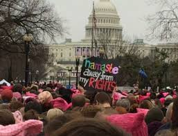 More than 1 million marched against Trump in US -- and that's without  counting DC | The Baltimore Times Online Newspaper | Positive stories about  positive people