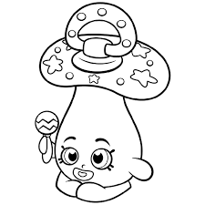 Print shopkins coloring pages for free and color our shopkins coloring! Printable Shopkins Coloring Pages 101 Coloring