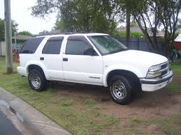 Chevrolet Blazer Questions - i own a 2001 model chevy blazer i was ...