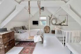 Attic Loft Bedroom Design Ideas Cozy Attic Loft Bedroom Design Decor Ideas 11