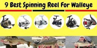 walleye 2019 best walleye fish reel