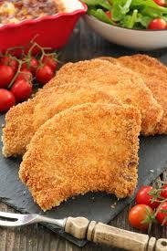 crispy fried breaded pork chops foxy