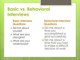 Behavioral Interviews Ppt Behavioral Interviewing Powerpoint Presentation Id 4182082
