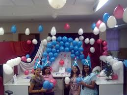 Cubicle Decorations For Birthday Cubicle Decoration With Balloons 10 Years At Paladion