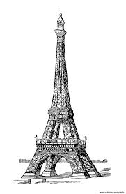 Small Picture adult eiffel tower Coloring pages Printable