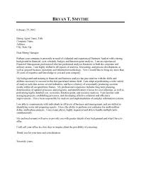 Sample Cover Letter Business Sample Of Business Cover Letter Sample Business Email Letter Sample