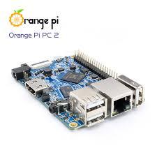 <b>Orange Pi</b> PC2 – одноплатный <b>мини ПК</b> с процессором Allwinner ...
