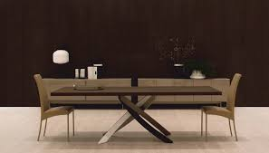 Large Wood Dining Room Table Extraordinary Ideas Unique Dining Dining Room Table