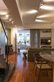 Brazilian Houses 50s Daccor Meets Modern Flair Inside Rejuvenated Brazilian Penthouse