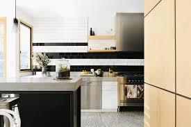modern kitchen black and white. Full Size Of Small Kitchen Ideas:black And White Kitchens With A Splash Colour Modern Black