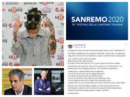 Sanremo 2020: bufera su Junior Cally, rapper rischia ...