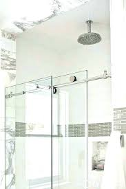 brilliant small glass shower doors barn door sliding for style design handles